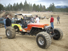 JEEP 4x4 Sand Dragster, MOYIE SPRINGS, COOL RIDES CAR SHOW.com