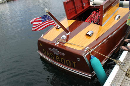 WOODEN BOATS, Lake Coeur d'Alene, COOL RIDE CAR SHOW.com